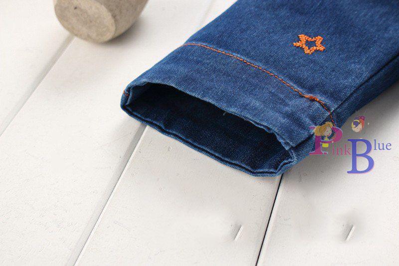 Jardineira (macacão) Jeans