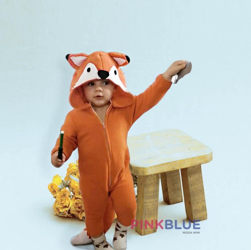 Macacão raposa