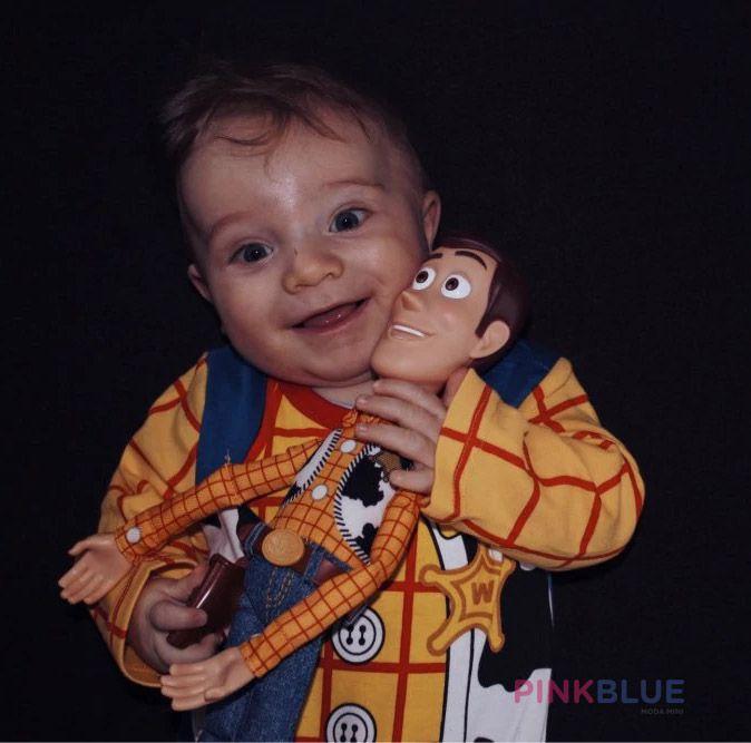 Macacão Woody