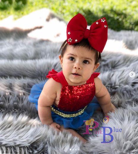 Romper super bebê maravilha