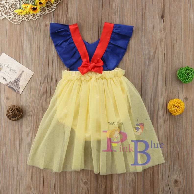Romper color com tutu