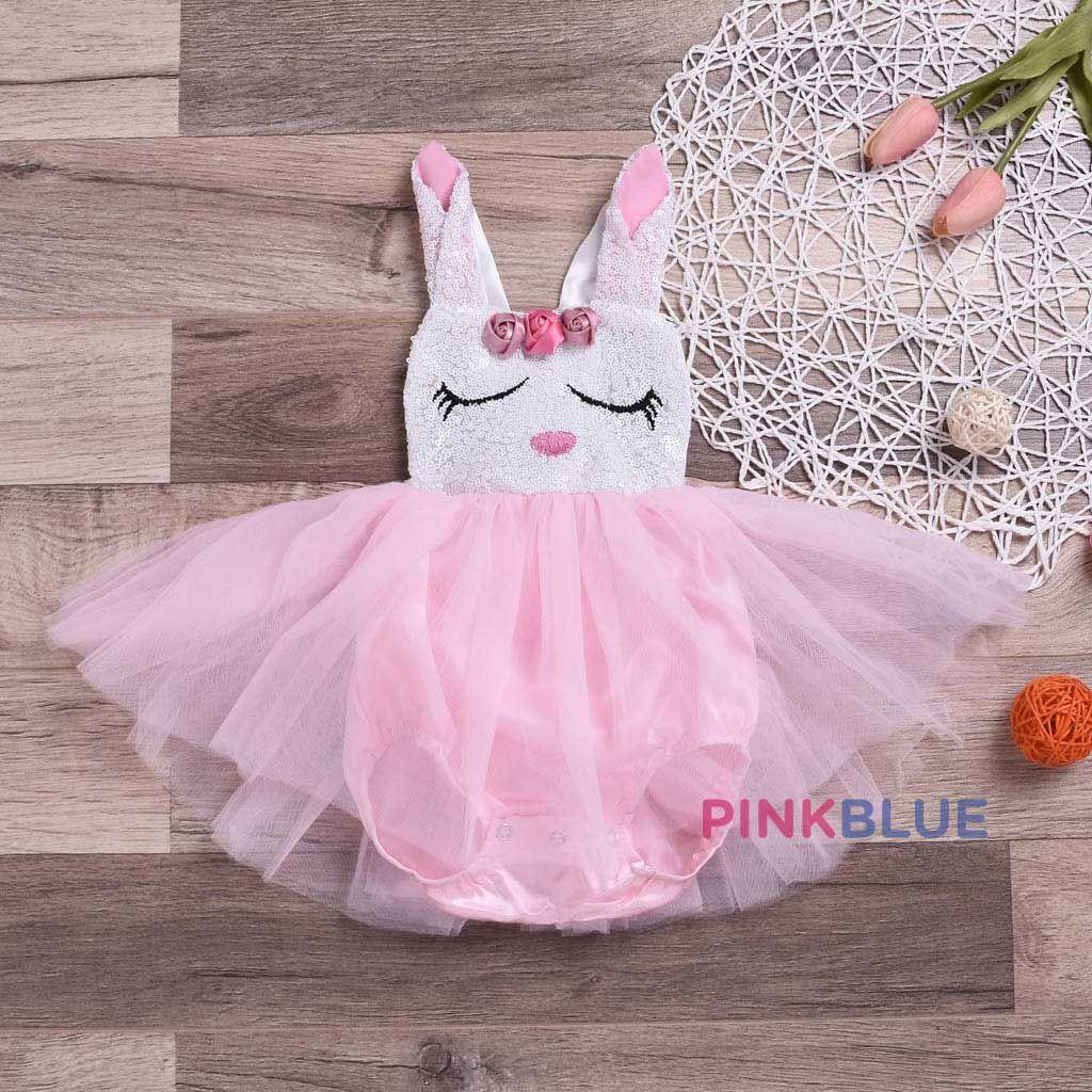 Romper coelho princess