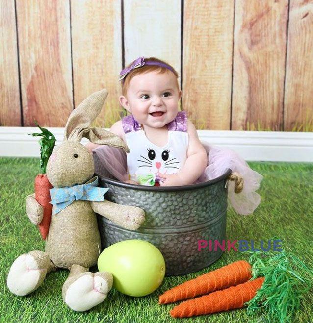 Romper estampado coelho com tutu