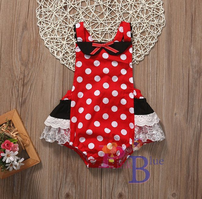 Romper minnie
