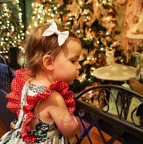 Romper Natal encantado