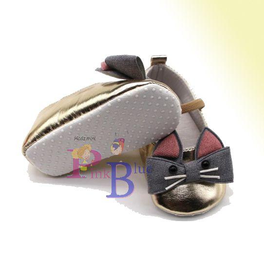 Sapatinho gatinha