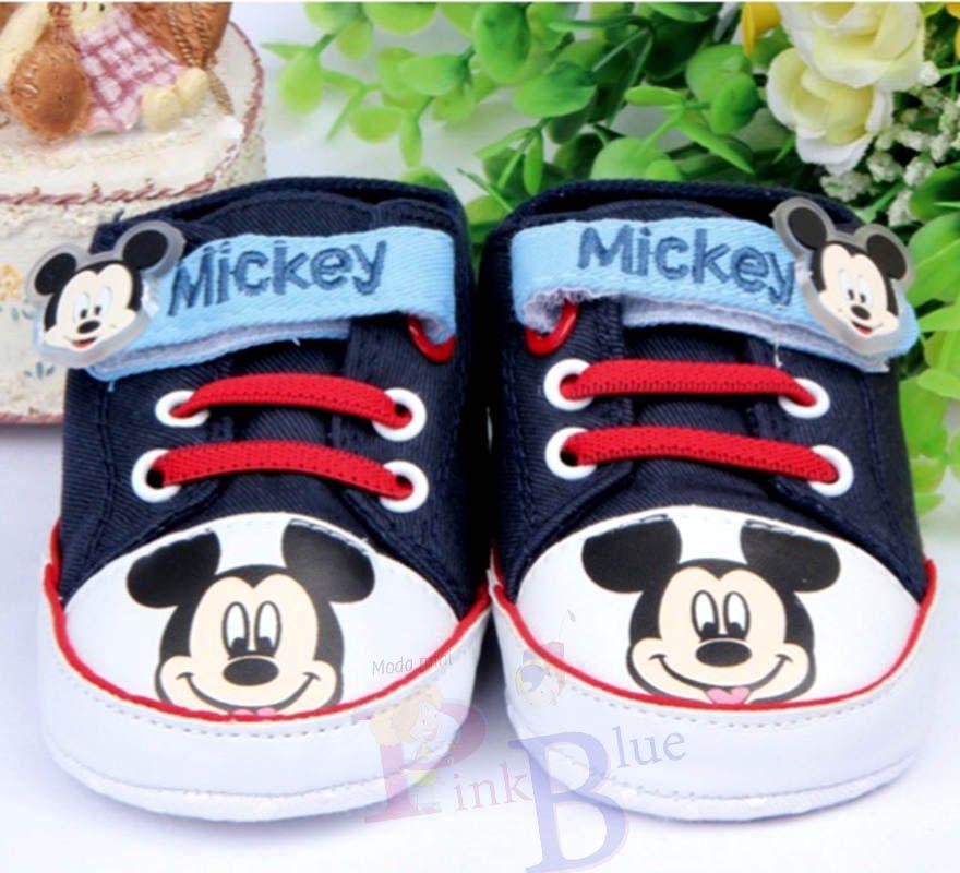 Tênis Sapatênis Mickey