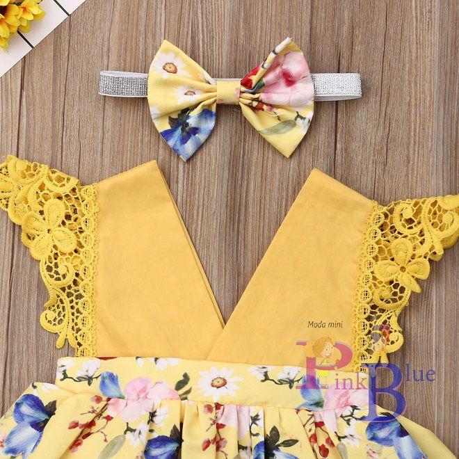 Vestido body Luisa floral