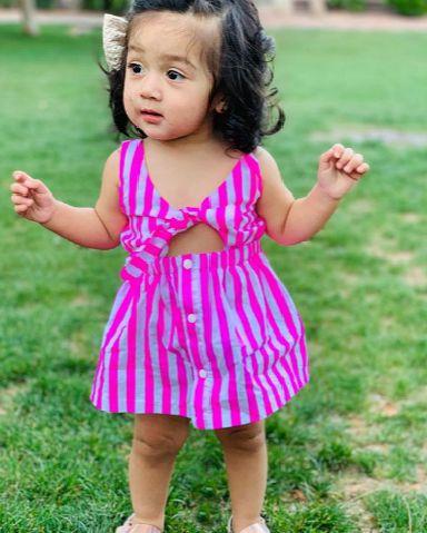 Vestido Pink Lizzie