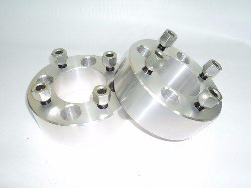 Alargador / Espaçador de Rodas para Quadriciclo Can Am DS250 Em Alumínio