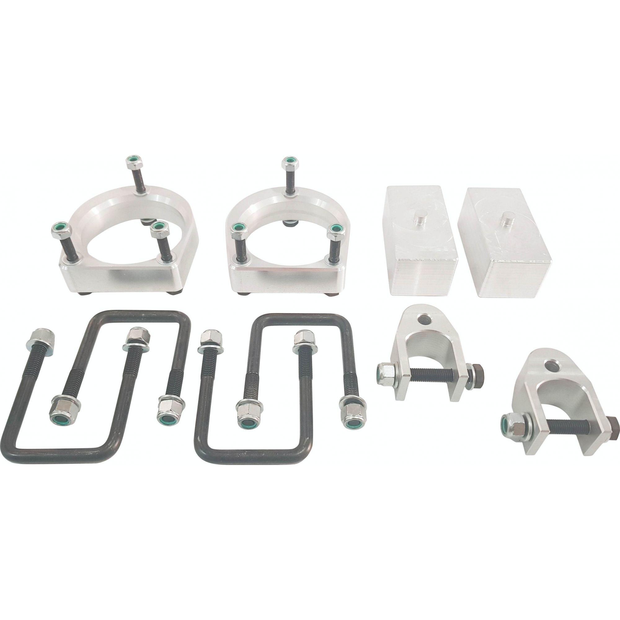 Kit Lift De Suspensão 1,5 Polegadas (3,8cm) P/ Fiat Strada até 2020