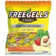 BALA FREEGELLS CHOCOLATE BRANCO 584G