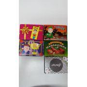Caixa de chocolates (Vazio) com 10 unidades (caixas)