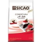 CHOCOLATE AO LEITE MAIS GOTA SICAO 1,01KG