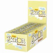CHOCOLATE BATON BRANCO C30 - GAROTO