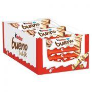CHOCOLATE KINDER BUENO WHITE C/15 - FERRERO