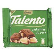 CHOCOLATE MINI TALENTO VERDE CASTANHA PARÁ 15X25G - GAROTO