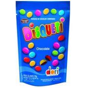 DISQUETI CHOCOLATE CONF.POUCH 150GR - DORI