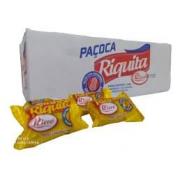 RIQUITA PAÇOCA ROLHA RIQUITA CX C/100 UNID