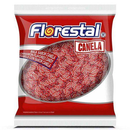 BALA DE CANELA 600GR FLORESTAL