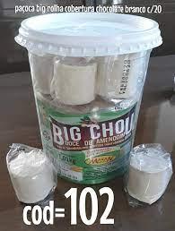 BIG CHOU ROLHA C/CHOCOLATE BR 1,01KG C/20 - MARAN