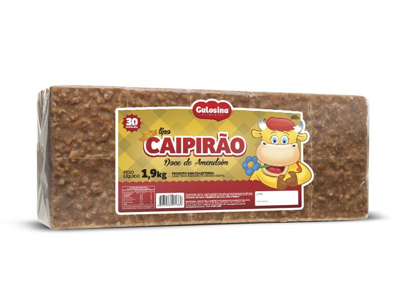 CAIPIRAO 1,9KG C/30 - GULOSINA