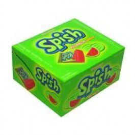 CHICLE SPISH MELANCIA C50 - SPIN
