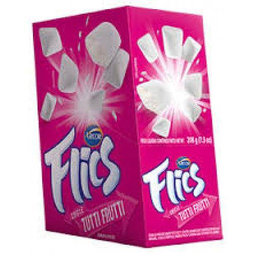 CHICLETE FLICS TUTTI FRUTTI C/12 - ARCOR
