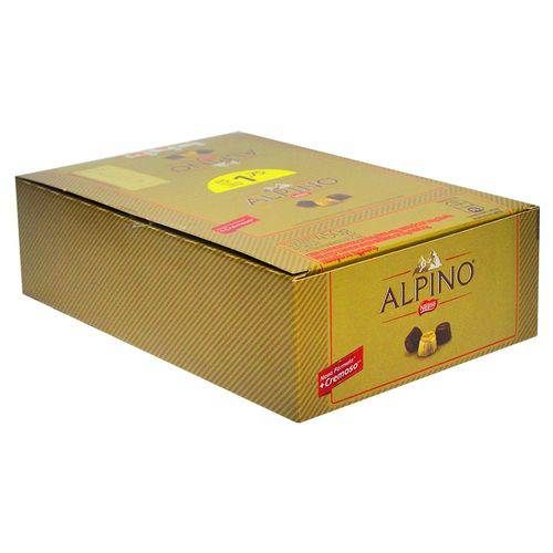 CHOCOLATE ALPINO C/18 450GR CAIXA