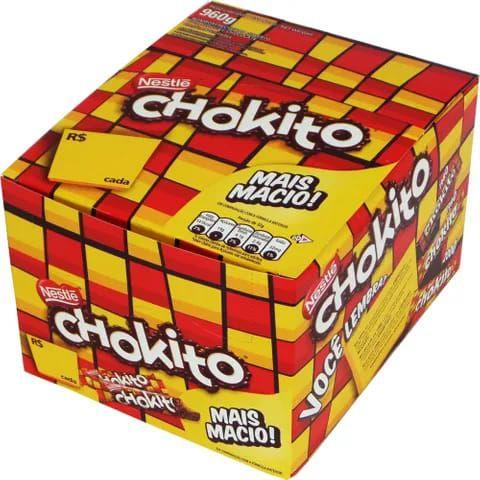 CHOCOLATE CHOKITO AO LEITE 32G C/30 - NESTLÉ