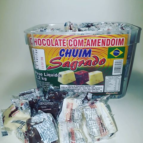 CHOCOLATE CHOIM C/40 SAGRADO