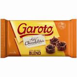 CHOCOLATE GAROTO BLEND 1 KG