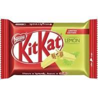 CHOCOLATE KIT KAT LIMÃO 41,5G C/24UN - NESTLÉ KITKAT