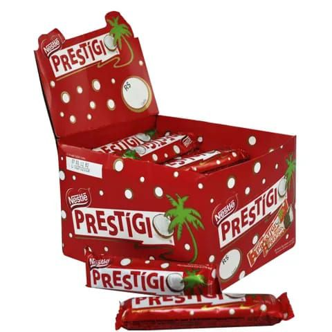 CHOCOLATE PRESTIGIO 33G C30 - NESTLÉ