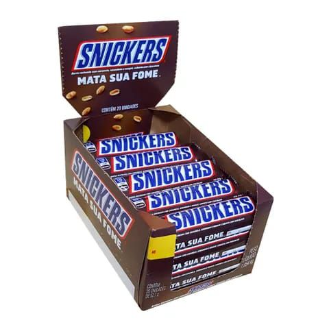 CHOCOLATE SNICKERS C/20X 45G - MARS