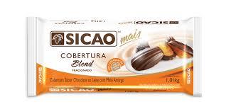 COBERTURA BLEND BARRA SICAO 1,01KG
