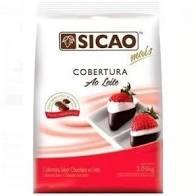COBERTURA SABOR CHOCOLATE AO LEITE MAIS GOTA 2,050KG SICAO