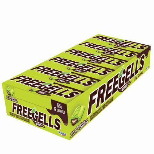 DROPS CHOCOLATE E UVA C/12 - FREEGELLS