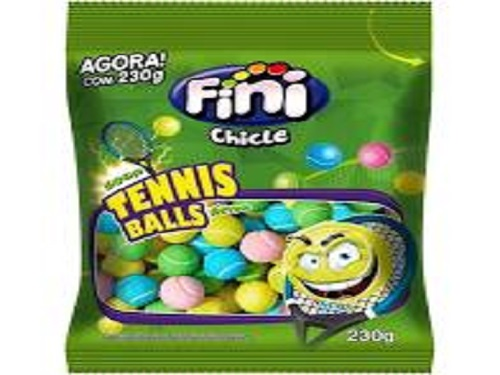 FINI CHICLE TENNIS BALL 230G