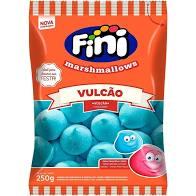 FINI MARSHMALLOW VULCÃO AZUL 250GR