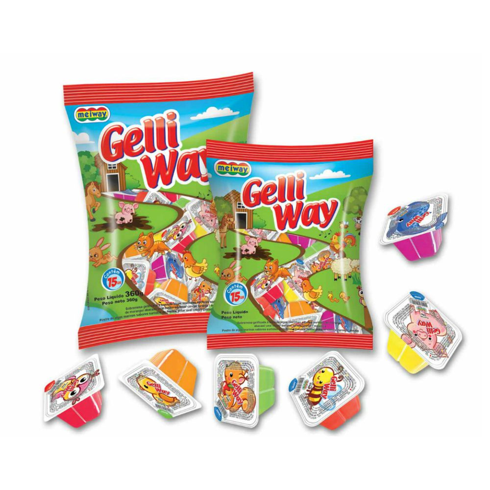 GELLI WAY MEIWAY 360G C/15