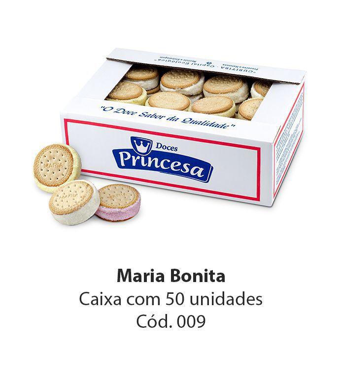 MARIA BONITA PRINCESA C/50