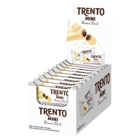 MINI TRENTO BRANCO C/16