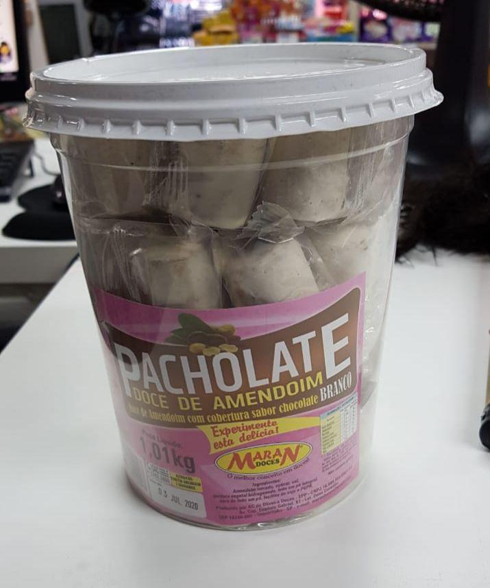 PACHOCOLATE ROLHA CHOC/  MARAN C/50
