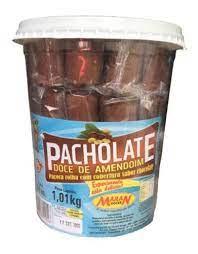 PACHOCOLATE ROLHA CHOCOLATE MARAN C/50