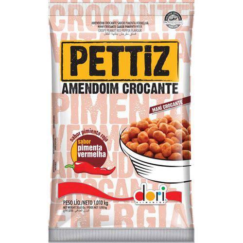PETTIZ CROCANTE PIMENTA 1,010KG