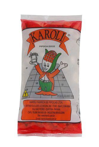 PIPOCA KAROLI GR C/25 50GR