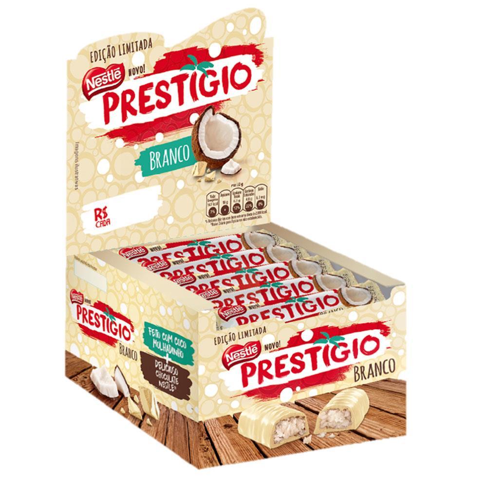 PRESTÍGIO BRANCO CAIXA C/30
