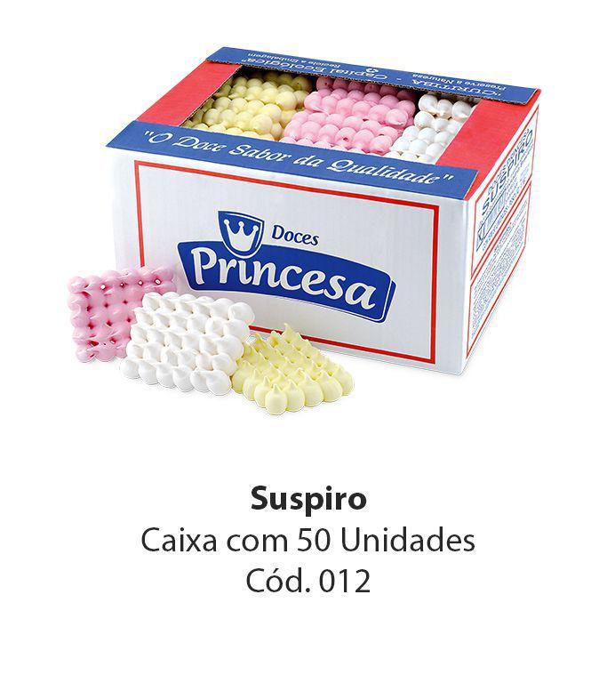 SUSPIRO C/50 - NUTRIBONN