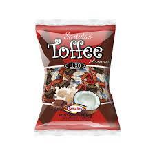 TOFFEE LUXO SANTA RITA 600G